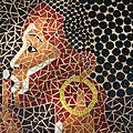 Mosaiques murales