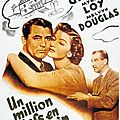 Affiches cary grant