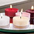 Maxi bougies à réchaud