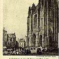 Ancien Nantes - La Cathédrale