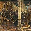 <b>The</b> Old Testament: Subjects and Stories on view at Alte Pinakothek, Klenze Portal