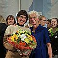 Masevaux-niederbruck: dominique dorgler récompensée par un trophée du sport
