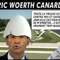 Eric Woerth, le Calimero du gouvernement Sarkozy ?