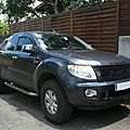 <b>FORD</b> <b>Ranger</b> XLT-R 2door extended cab pick-up