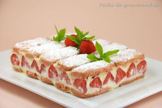 Cake Au Jambon Et Tomates Cerises