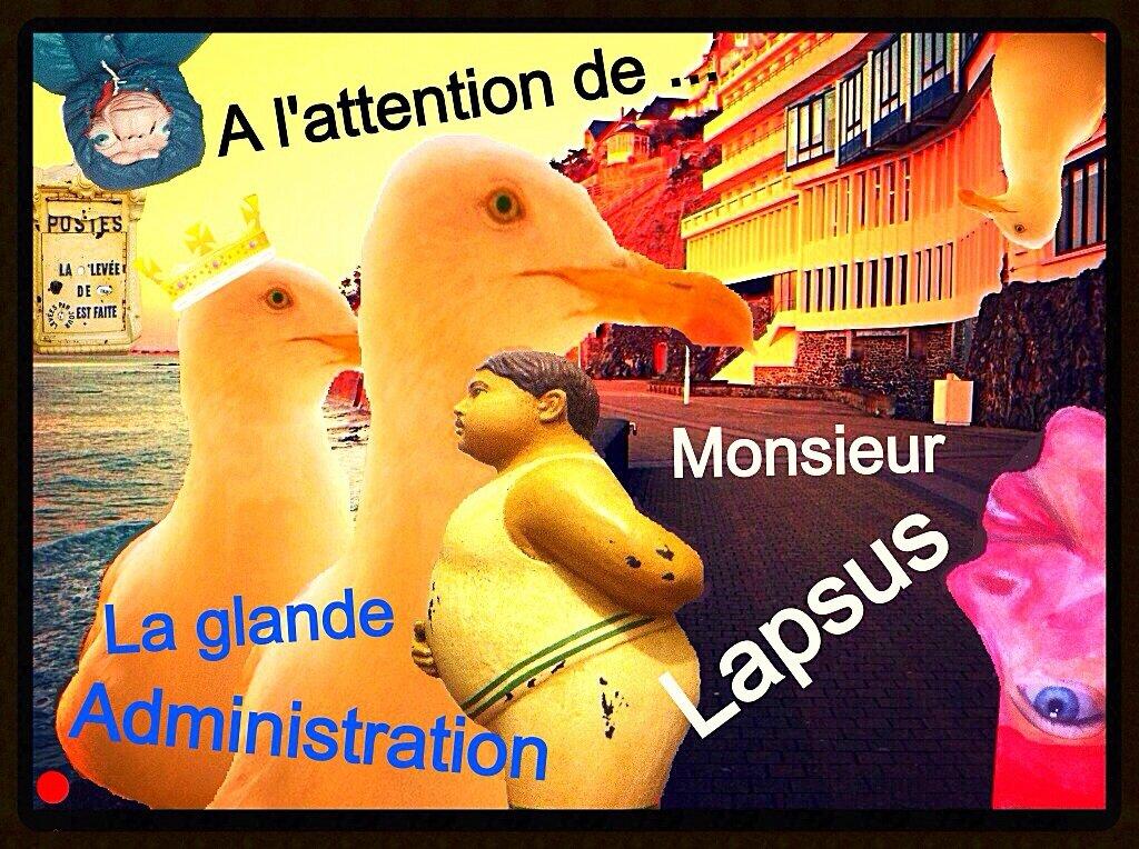 MONSIEUR LAPSUS