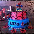 Enzo Spiderman