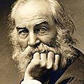 Whalt <b>Whitman</b> (1819 - 1892) : Calamus