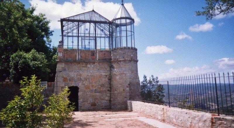 Rennes le Château verrière