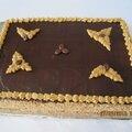 Suprême au café (gâteau aux biscuits à thé) / кофейный торт из печенья (без выпечки)
