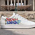 FRENCH AND <b>ARROGANT</b> sneakers X french and <b>arrogant</b>
