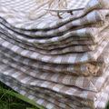 Les serviettes de table