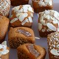 Petits pains d'épices sans gluten, sans lactose et sans oeufs !