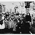 27.01.1945 : les soviétiques à auschwitz
