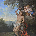 SAINT SEBASTIEN (Peinture Classique)