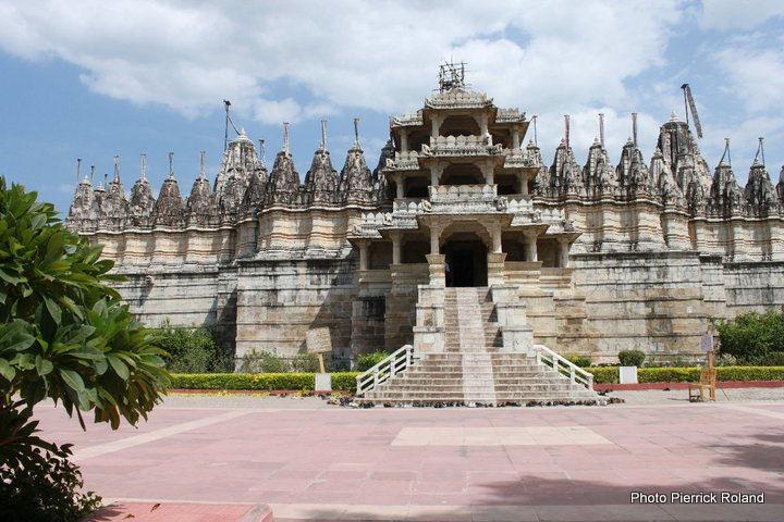 Udaipur Ranakpur temple