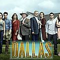 Dallas 1x01 et 1x02
