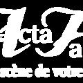 ACTA FABULA EN IMAGES