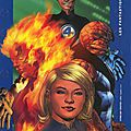 Panini Marvel : Ultimate <b>Fantastic</b> <b>Four</b>