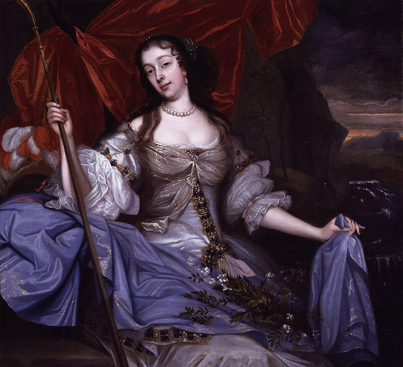 1694 - Barbara Palmer (née Villiers), Duchess of Cleveland