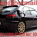 Peugeot <b>306</b>, Peugeot <b>306</b>, essai video Peugeot <b>306</b>, covering Peugeot <b>306</b>, Peugeot <b>306</b> noir mat