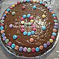 Gâteau d'anniversaire 8 ans