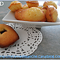 2. les madeleines