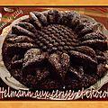 Bettelmann aux cerises et chocolat
