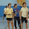 Badminton le 3 Octobre 2012(J1)