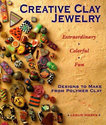 creative clay jewel