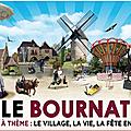 Le village du bournat ou l'art de vivre perigourdin et le quotidien des paysans en 1900 ( 24 dordogne)