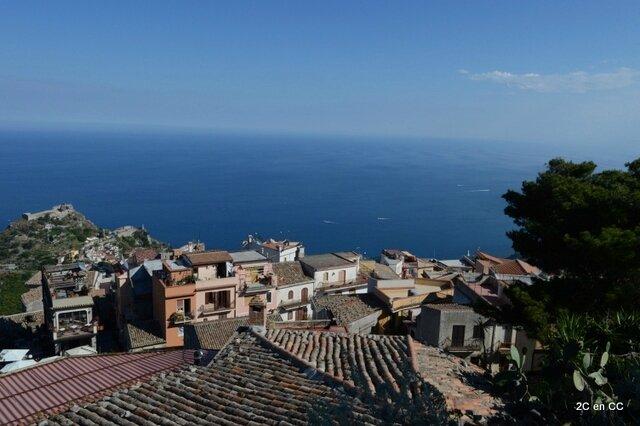 Destination Italie XX .... Sicile XVI - Castelmola