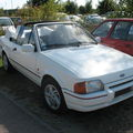 Ford escort xr3i cabriolet mark iv (1986-1990)