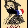 Le 14 juillet n'est pas ma fête nationale, je sors mon drapeau niçois !