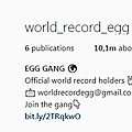 The most-liked <b>egg</b> on Instagram tries to aware people about social media pressure