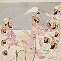 Major International Loan Exhibition Featuring Greatest Artists in History of Indian Painting Goes on View at Metropolitan Museum