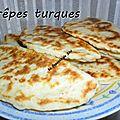 Crêpes turques
