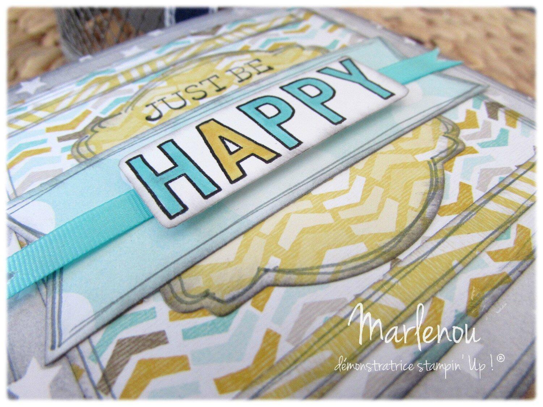 Mini-Album - Just Be Happy