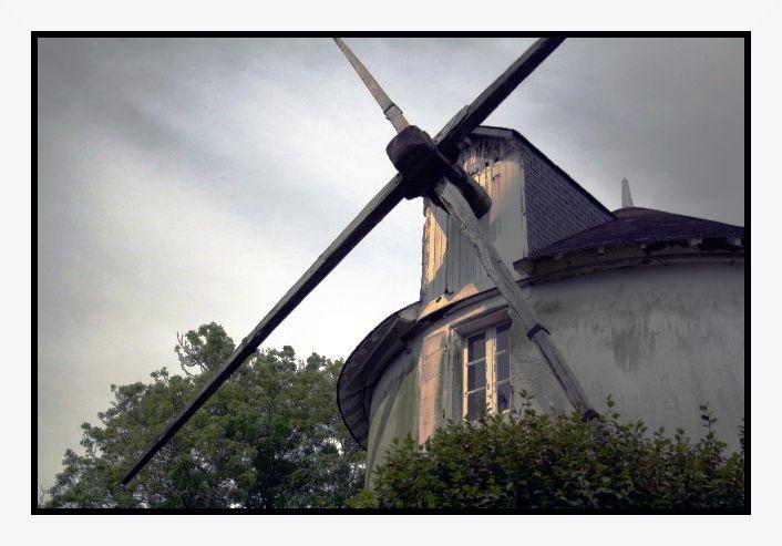 Moulin du Péristyle - Lorient -