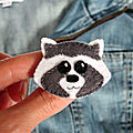 Mes <b>broches</b> animaux