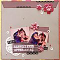 Scrapbooking day #3