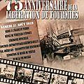 FOURMIES - 75ème anniversaire de la Libération de Fourmies