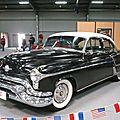 <b>OLDSMOBILE</b> Ninety Eight 4door Sedan 1953