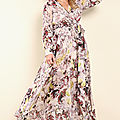 Big <b>Size</b>: How to Wear the Long Dress When One is Round?