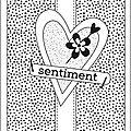 Le sketch de février sur a vos cartes