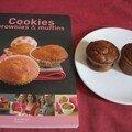 Muffins au caramel