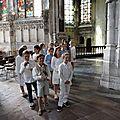 0836 - Premières communions à Saint-Jacques