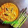 Green <b>Asparagus</b> Dal Curry
