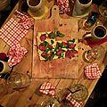 Binchstub, comptoir à tartes flambées