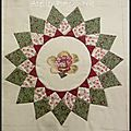 <b>Antique</b> <b>Wedding</b> <b>Sampler</b> bloc 8 et 9